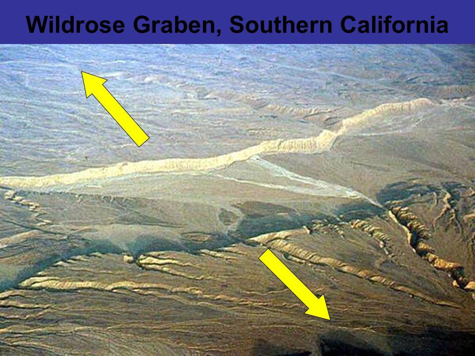 Wildrose Graben, Southern California