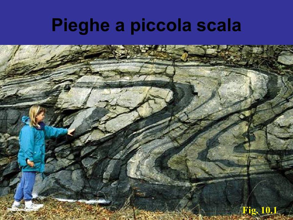 Phil Dombrowski Fig. 10.1 Pieghe a piccola scala