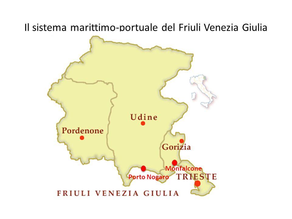 Il sistema marittimo-portuale del Friuli Venezia Giulia Porto Nogaro Monfalcone