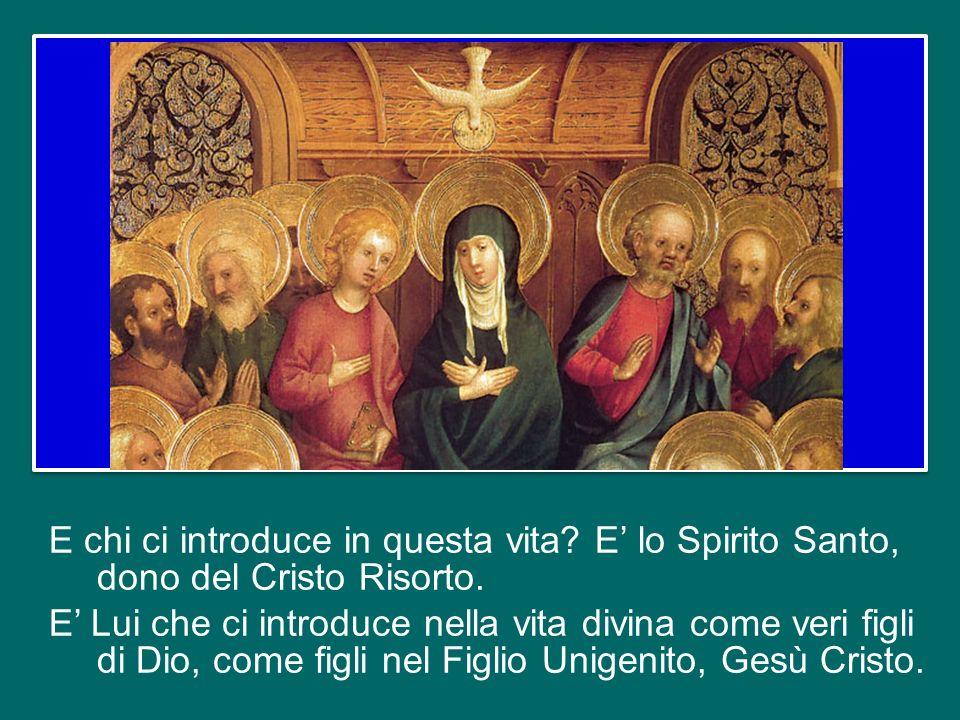E stata questa anche lesperienza dellapostolo Paolo, come abbiamo ascoltato nella seconda Lettura: «Questa vita, che io vivo nel corpo, la vivo nella