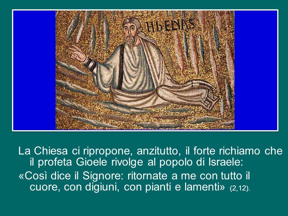 Le Letture che sono state proclamate ci offrono spunti che, con la grazia di Dio, siamo chiamati a far diventare atteggiamenti e comportamenti concret