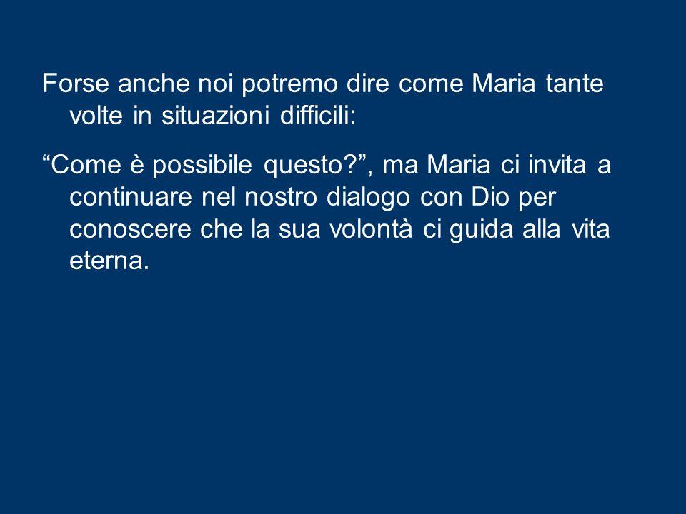 Maria non ci dice forse a Medjugorje che è questa fede che vince il mondo.