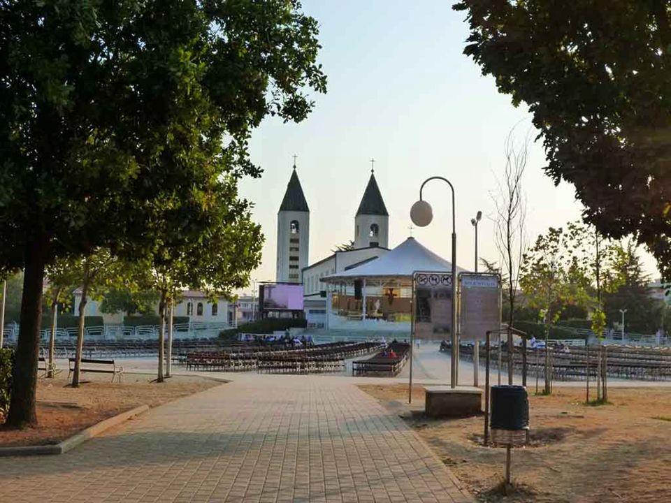 Parrocchia Mater Ecclesiae di Campobasso 21- 27 agosto 2012