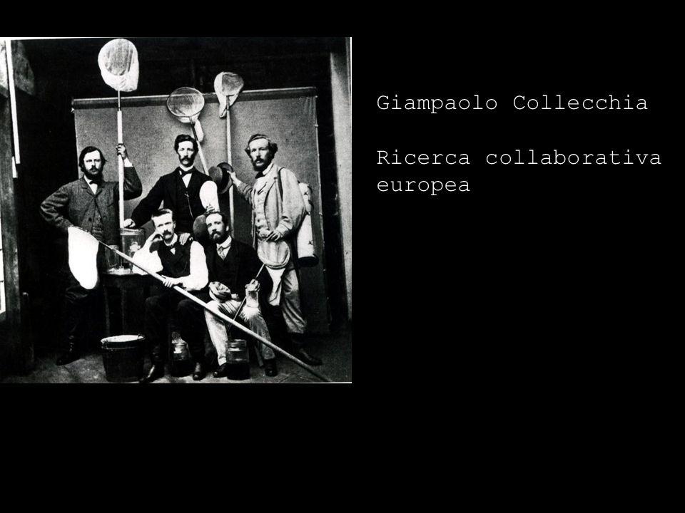 Giampaolo Collecchia Ricerca collaborativa europea