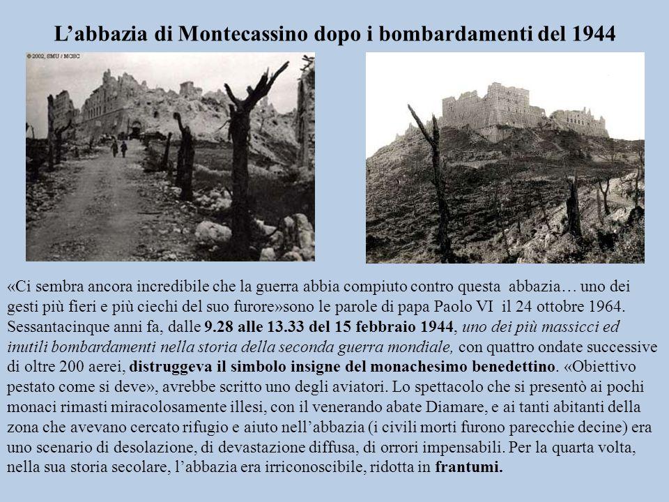 Labbazia di Montecassino