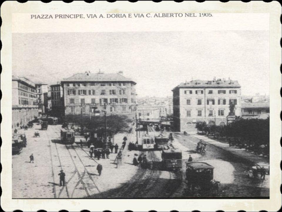 7)La chiesa di S. Teodoro originaria veniva atterrata in un solo giorno - martedì 27 ottobre 1870 - per venire ricostruita nel luogo dove si trova att