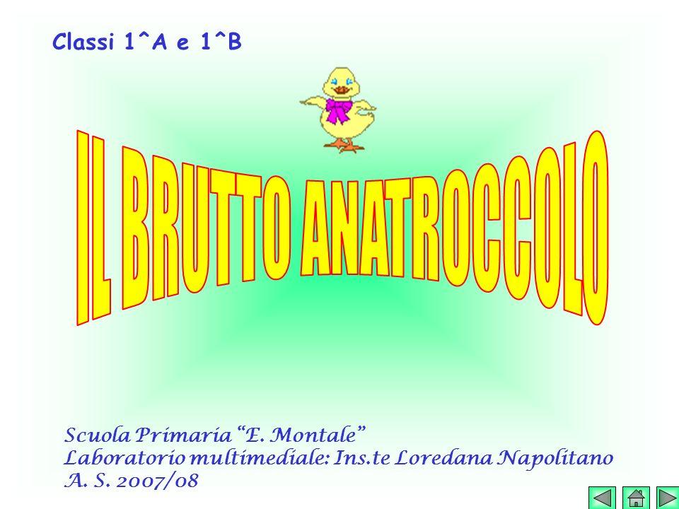 Scuola Primaria E.Montale Laboratorio multimediale: Ins.te Loredana Napolitano A.