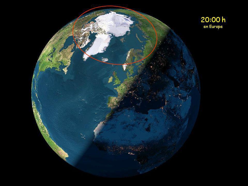 19:00 h en Europe