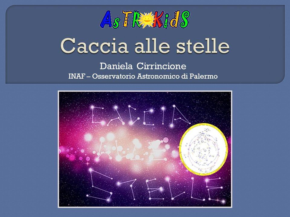 Daniela Cirrincione INAF – Osservatorio Astronomico di Palermo