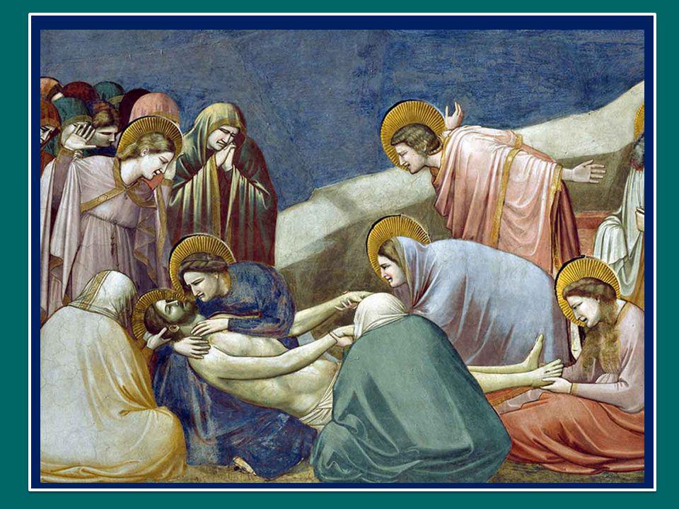 Eia, mater, fons amóris, O Madre, sorgente di amore, me sentíre vim dolóris fa che io viva il tuo martirio, fac, ut tecum lúgeam.