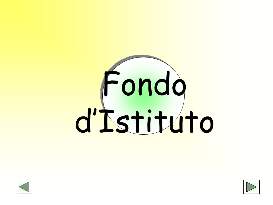 Fondo dIstituto