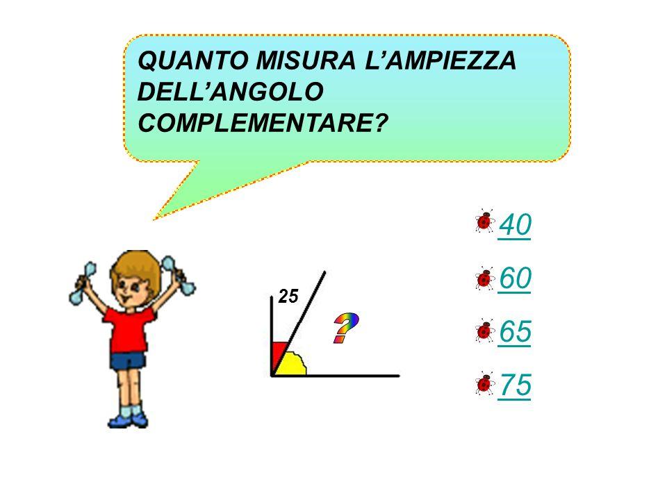 Ottuso Concavo Convesso Giro Langolo misura 256°. Che angolo è? 256°