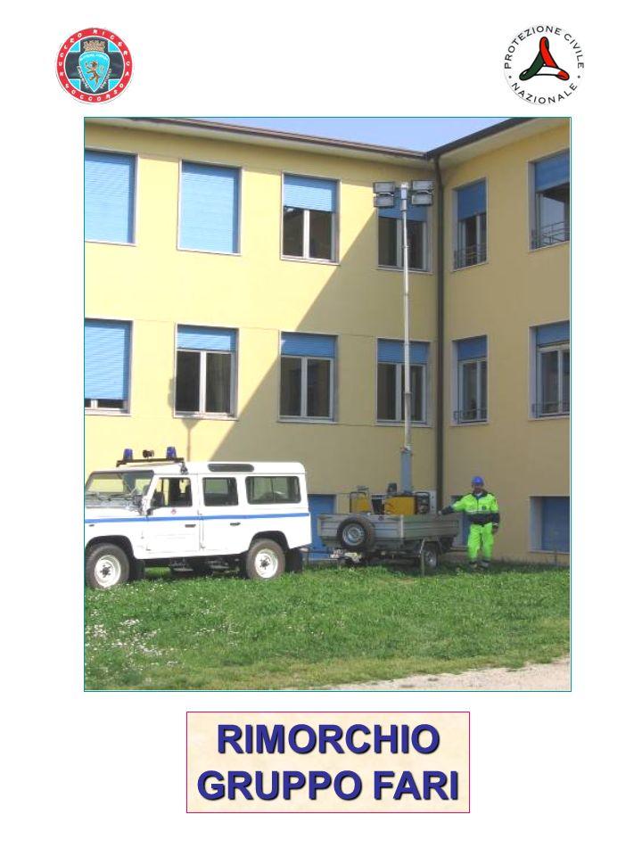 RIMORCHIO GRUPPO FARI