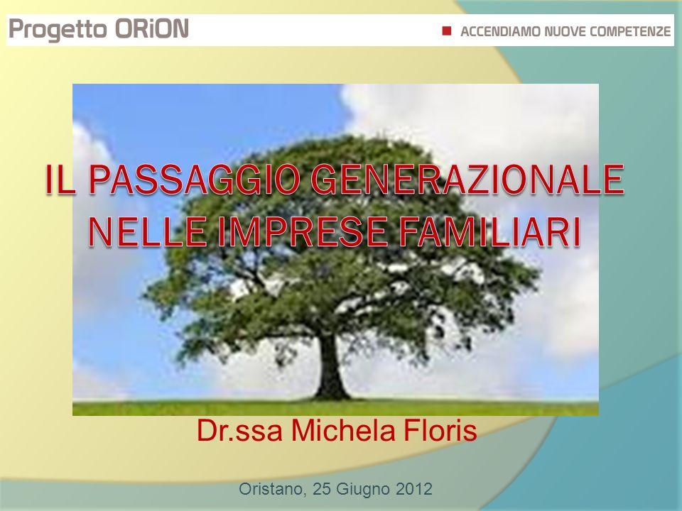 Dr.ssa Michela Floris Oristano, 25 Giugno 2012
