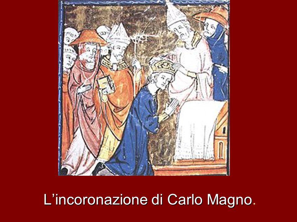 LincoronazionediCarloMagno Lincoronazione di Carlo Magno.