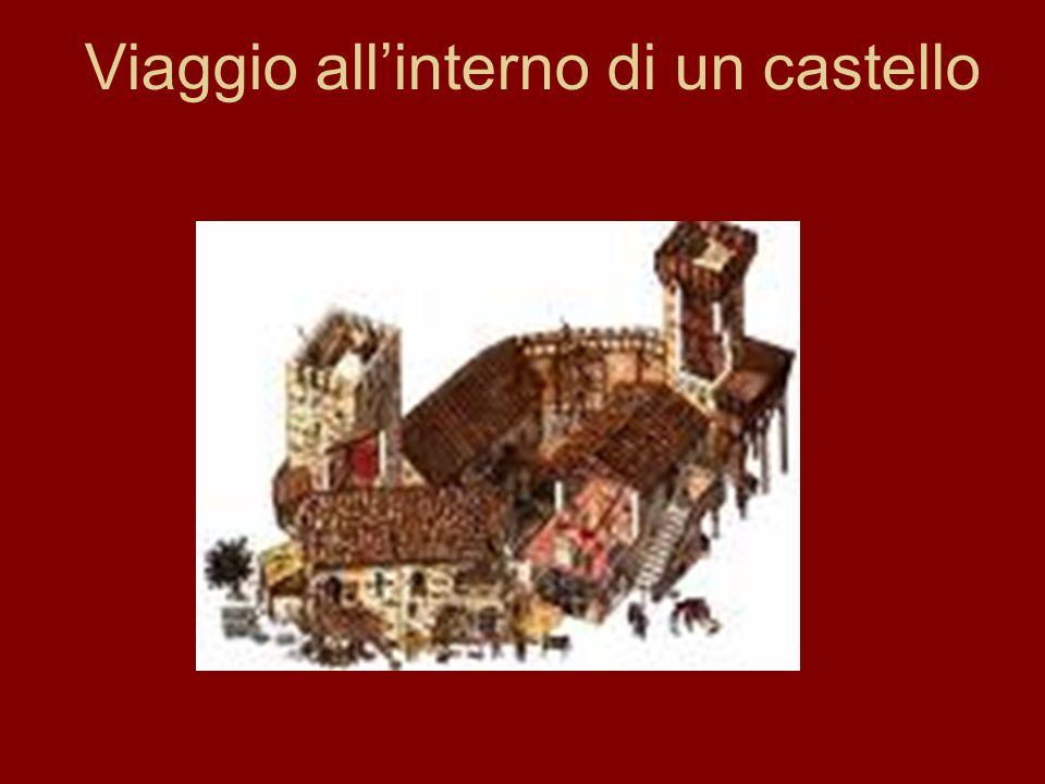 Viaggio allinterno di un castello