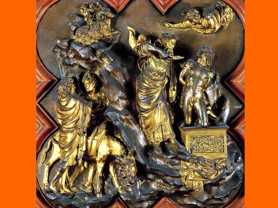 Lanziano patriarca si trova di fronte alla prospettiva di un sacrificio che per lui, padre, è certamente il più grande che si possa immaginare. Tuttav