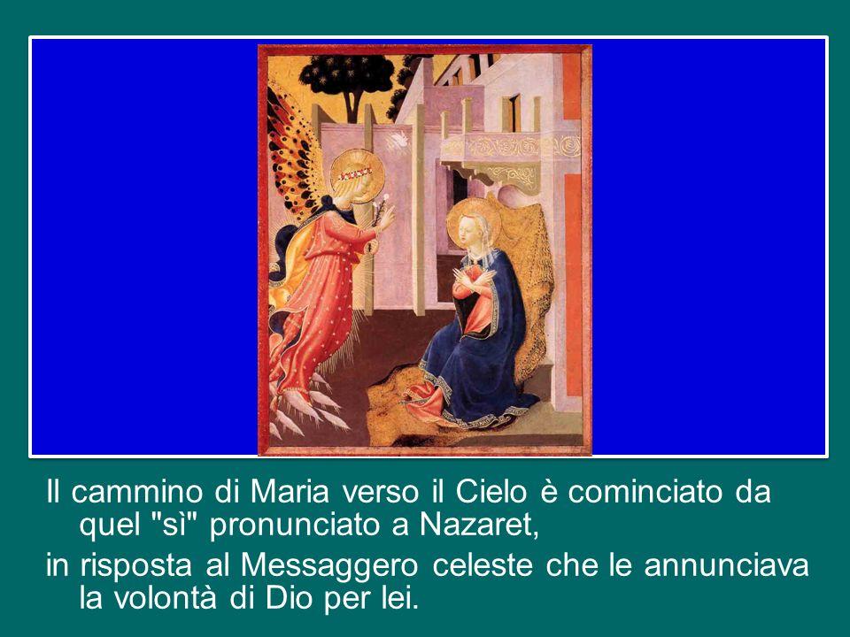 al termine di questa Celebrazione ci rivolgiamo alla Vergine Maria con la preghiera dellAngelus.