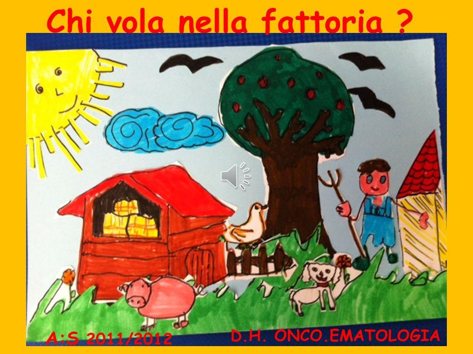Chi vola nella fattoria ? D.H. ONCO.EMATOLOGIA A:S 2011/2012