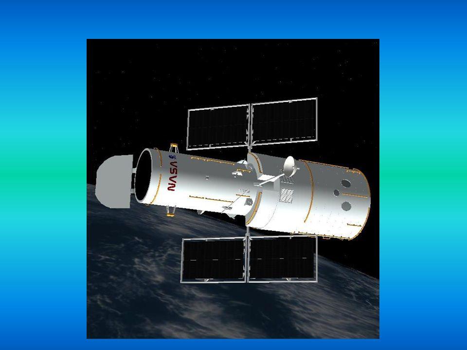 Alcune immagini di Hubble