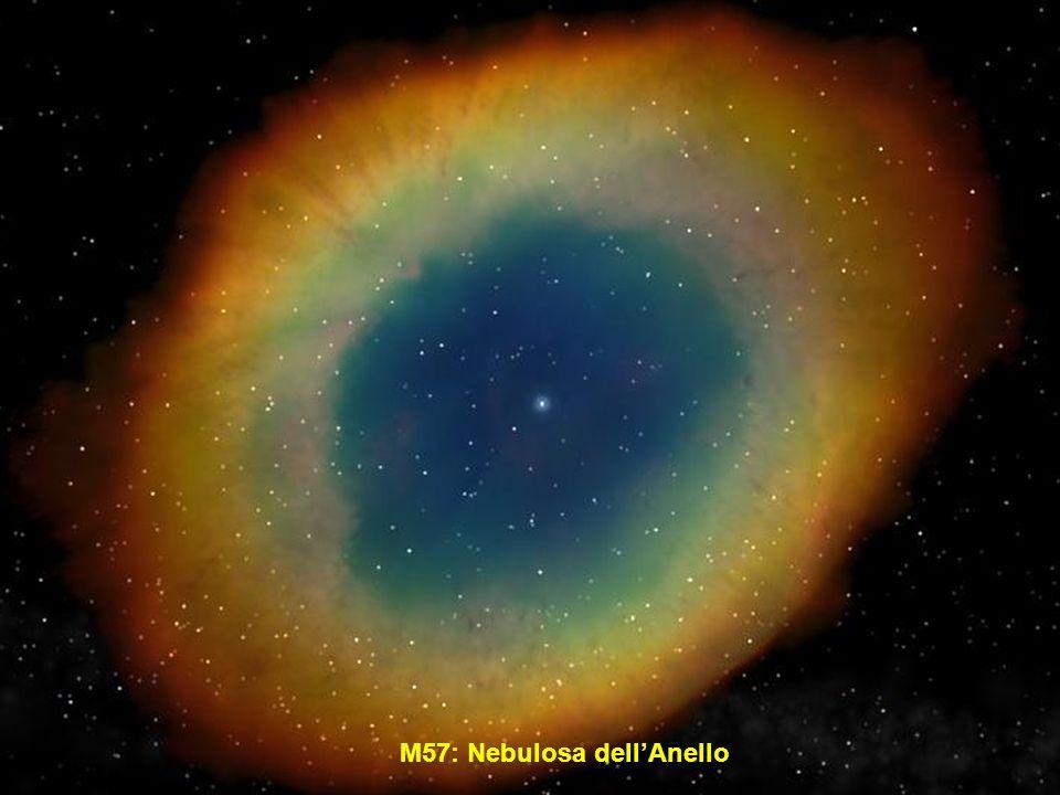 M16: Nebulosa dell Aquila