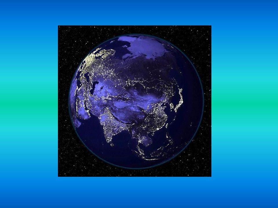 Le luci della Terra