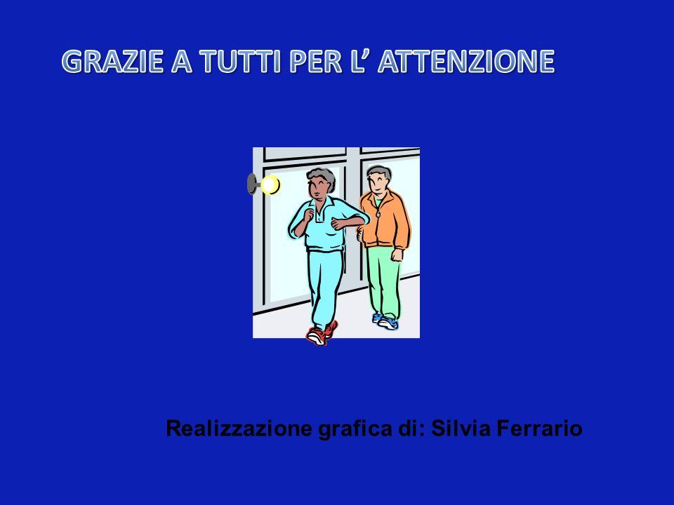 Realizzazione grafica di: Silvia Ferrario