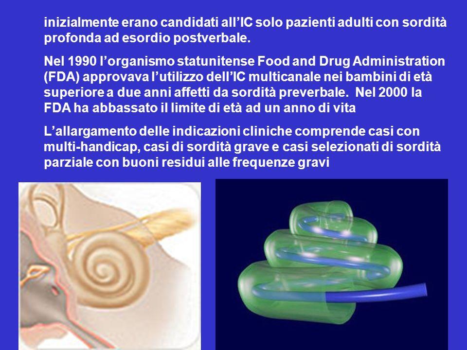 I candidati allIC devono essere sottoposti ad accertamenti neuroradiologici.