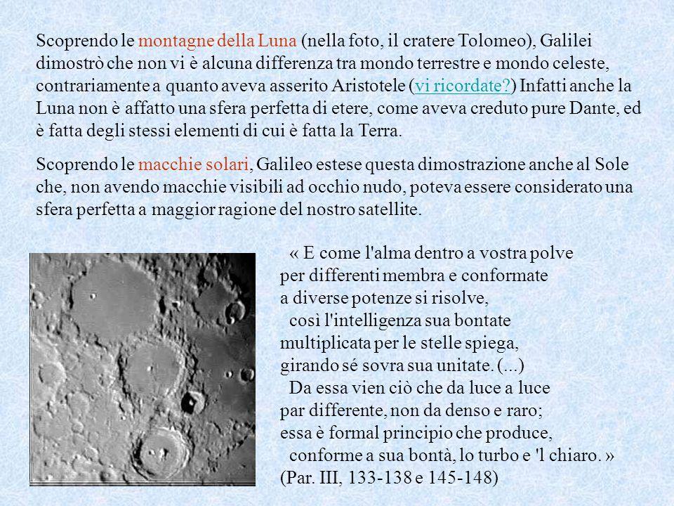 Galileo Galilei Quella di Copernico fu effettivamente lopera di un matematico. Il vero fisico, cioè colui che apportò le prove sperimentali della veri