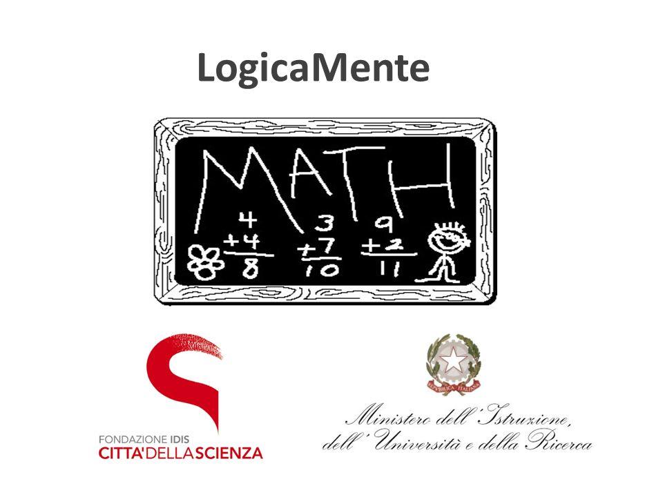 Un progetto triennale nazionale per: sostenere laccrescimento delle competenze logico-matematiche e scientifiche nelle scuole secondarie di primo e secondo grado rendere la scuola italiana sempre più smart LogicaMente Cosa è