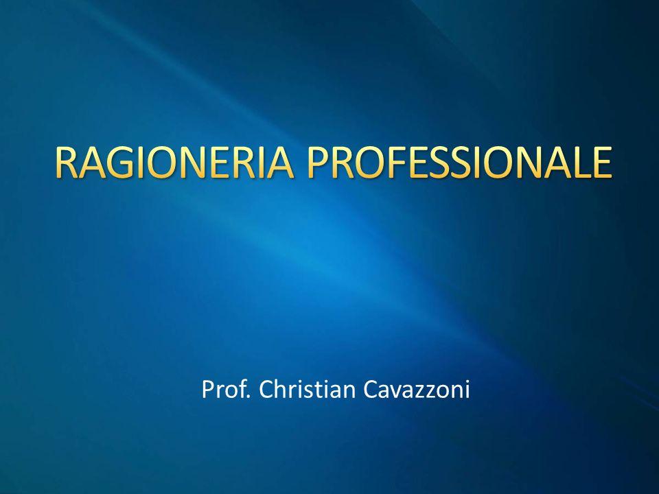Prof. Christian Cavazzoni