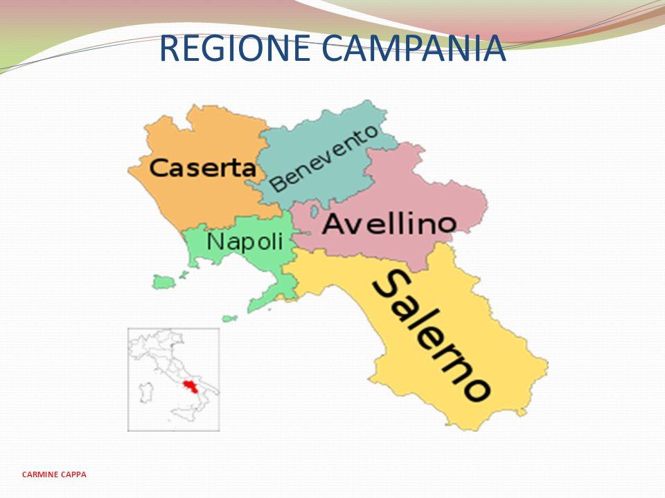 REGIONE CAMPANIA CARMINE CAPPA