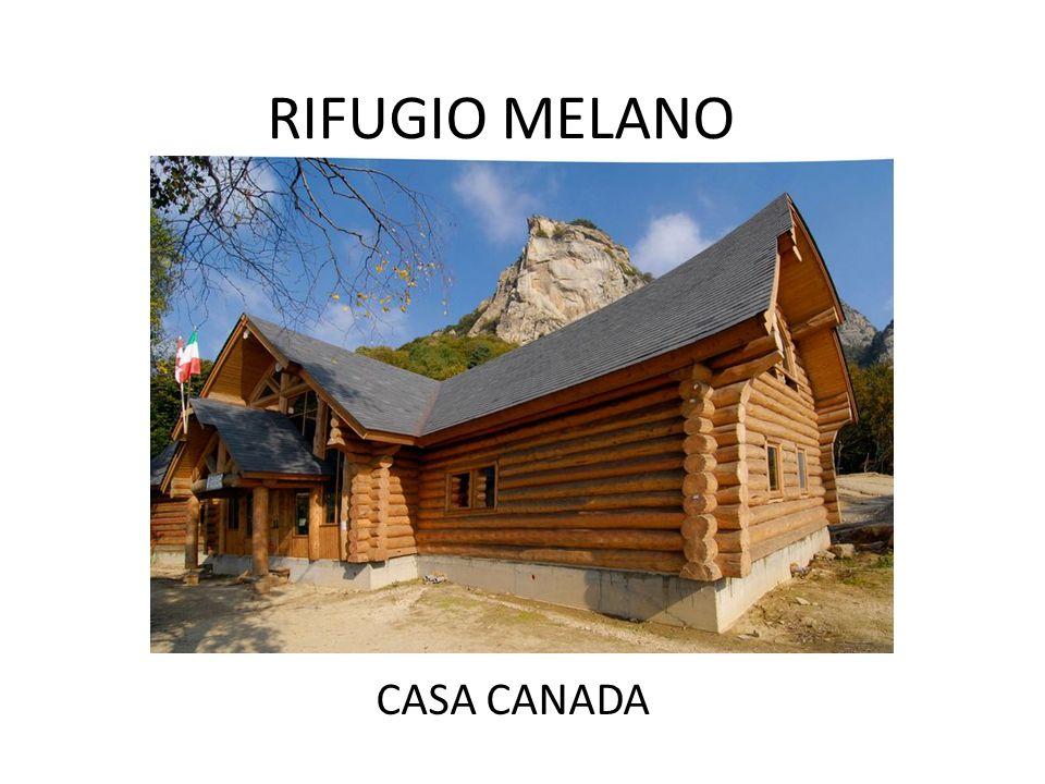 Il Rifugio Melano casa Canada è un rifugio alpino situato ai piedi del monte Freidour, in provincia di Torino,a 1060m slm.