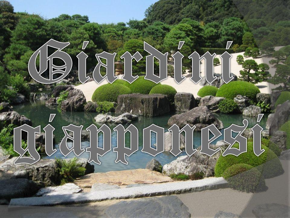 Gli elementi base Pietra, piante, acqua sono i tre elementi che sono quasi sempre presenti nel giardino giapponese.