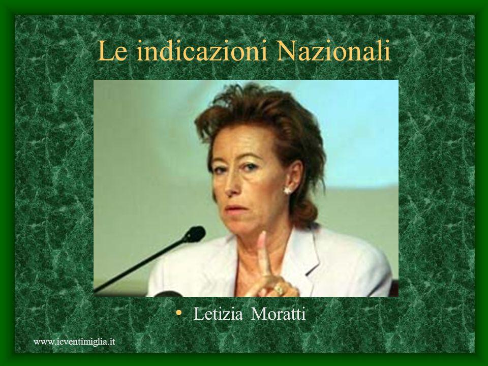 Anno scolastico 2007-2008 I.C.S. Belmonte Mezzagno Indicazioni Nazionali per il curricolo Gruppo di Lavoro N° 3 Proff. F.P. Catanzaro, S. La Rocca Gen