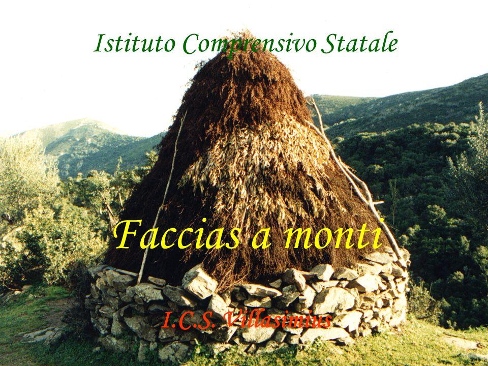 Progetto per la valorizzazione delle zone interne del territorio di Villasimius e della Sardegna Progetto di sperimentazione L.R.