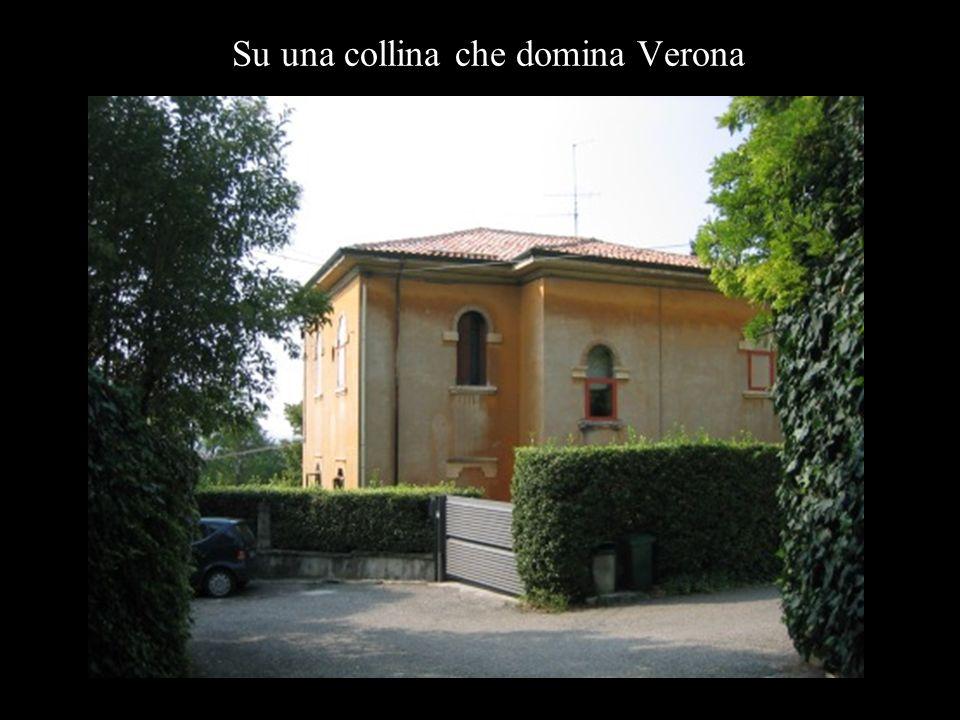 Su una collina che domina Verona