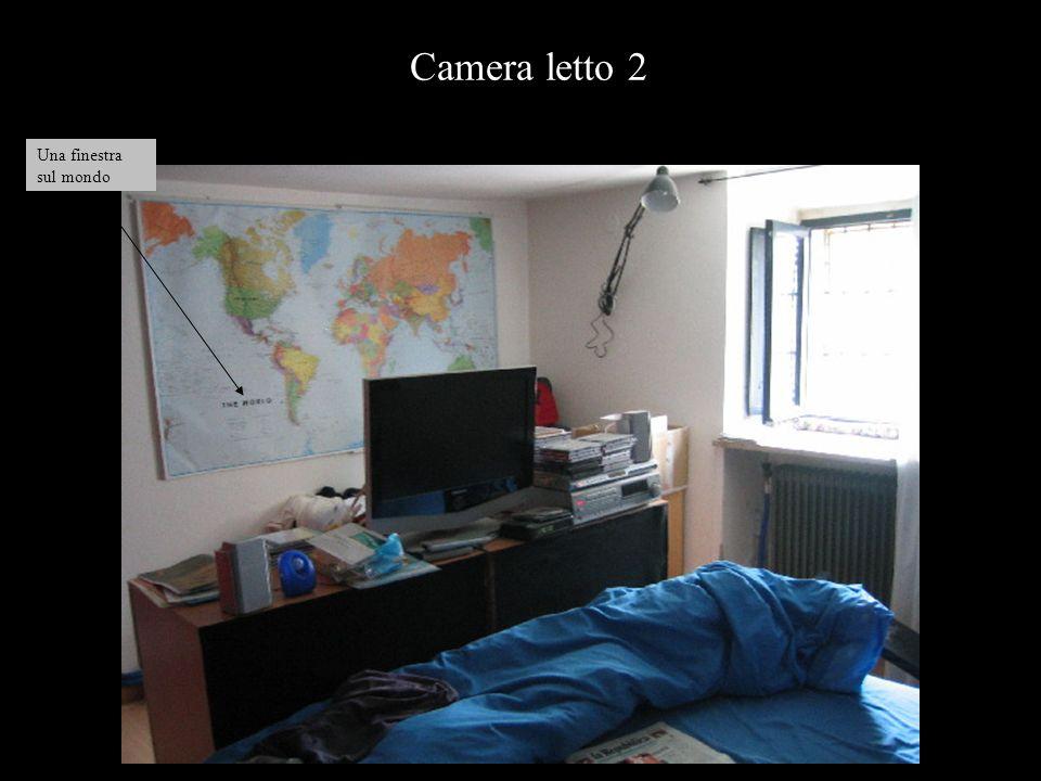 Una finestra sul mondo Camera letto 2