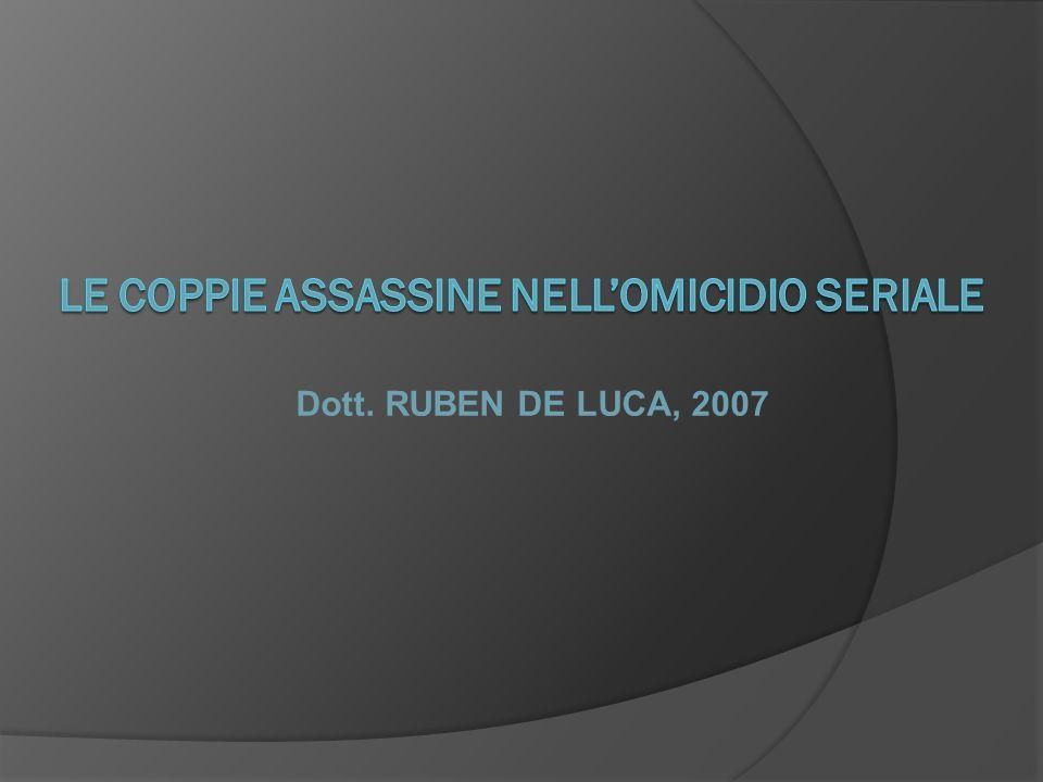 Dott. RUBEN DE LUCA, 2007