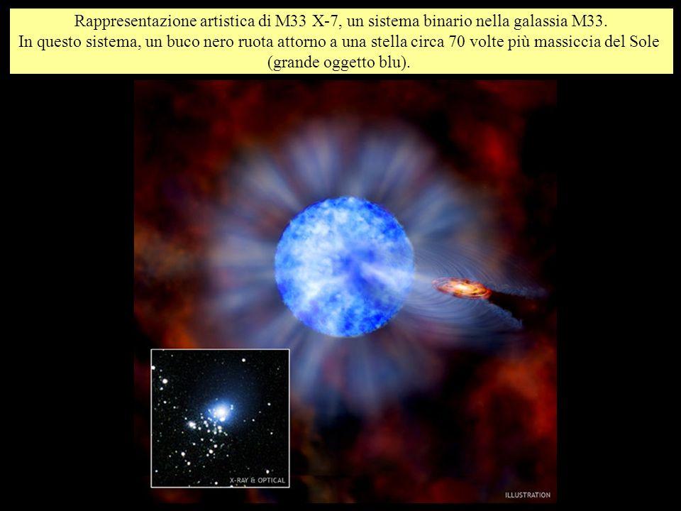 Gli astronomi hanno scoperto un buco nero che non pensavano potesse esistere, all interno di un ammasso stellare globulare nella galassia NGC 4472.