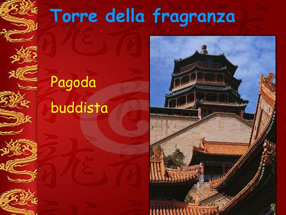 Pagoda buddista Torre della fragranza