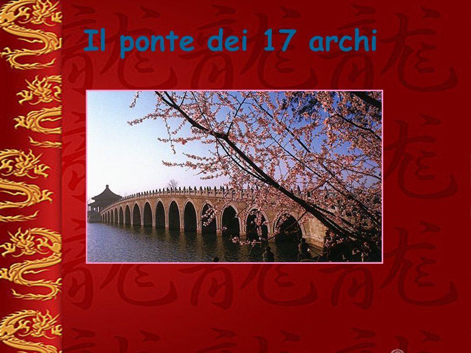 Il ponte dei 17 archi