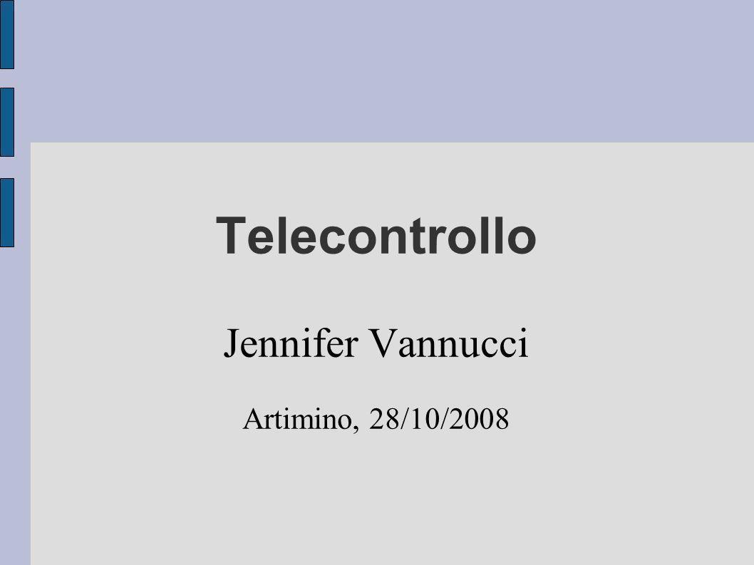 Telecontrollo Jennifer Vannucci Artimino, 28/10/2008
