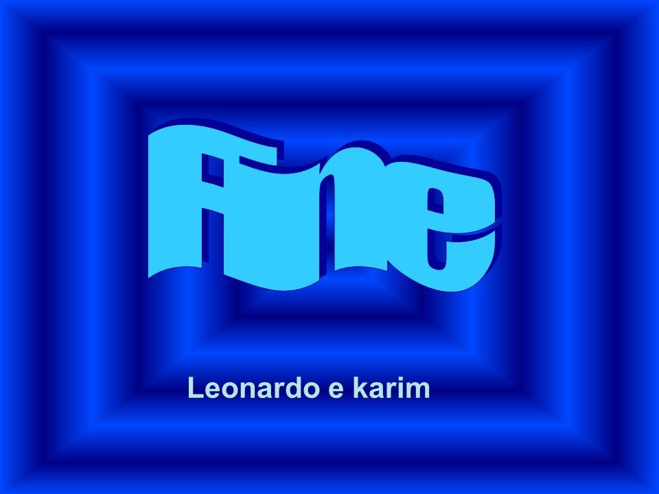 Leonardo e karim