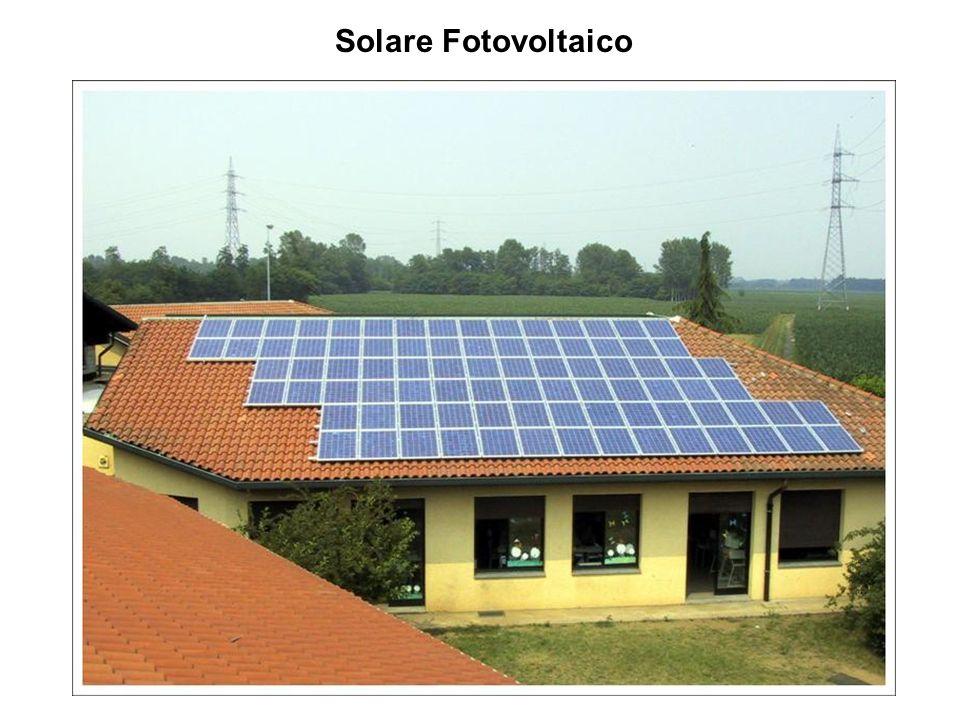 La caratteristica corrente-tensione (I-V) della cella fotovoltaica a) Rilevazione al variare dellilluminazione a 25 o C; b) Punto di massima potenza P M =I M.V M (MPP: Maximum Power Point) a) b)