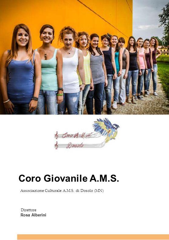 Il Coro Giovanile A.M.S.