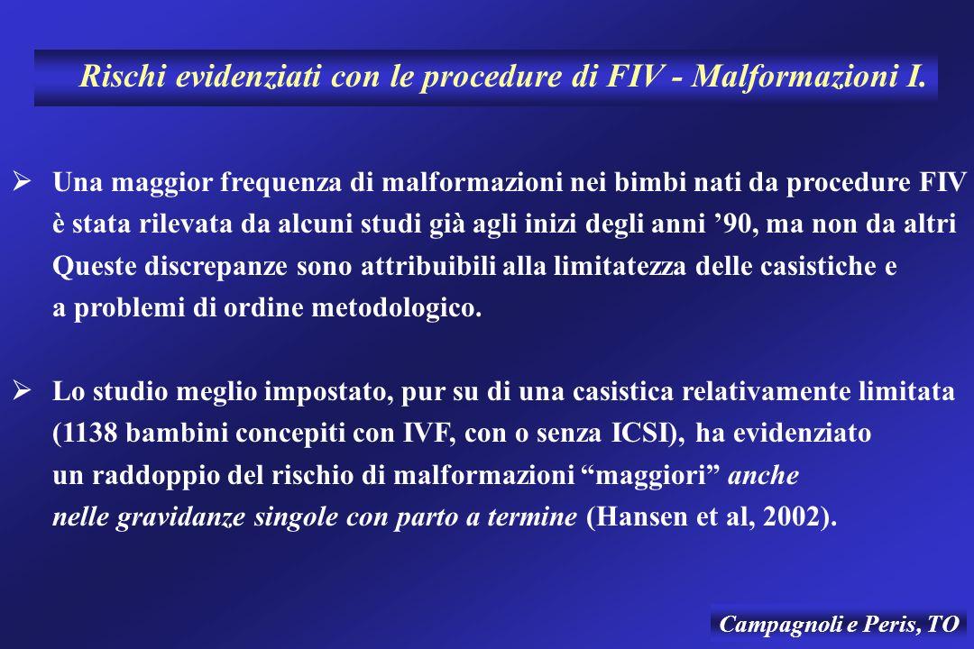 La resa con embrioni freschi II.