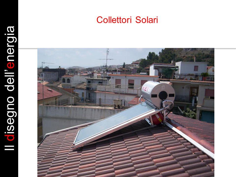 Il disegno dellenergia Collettori Solari