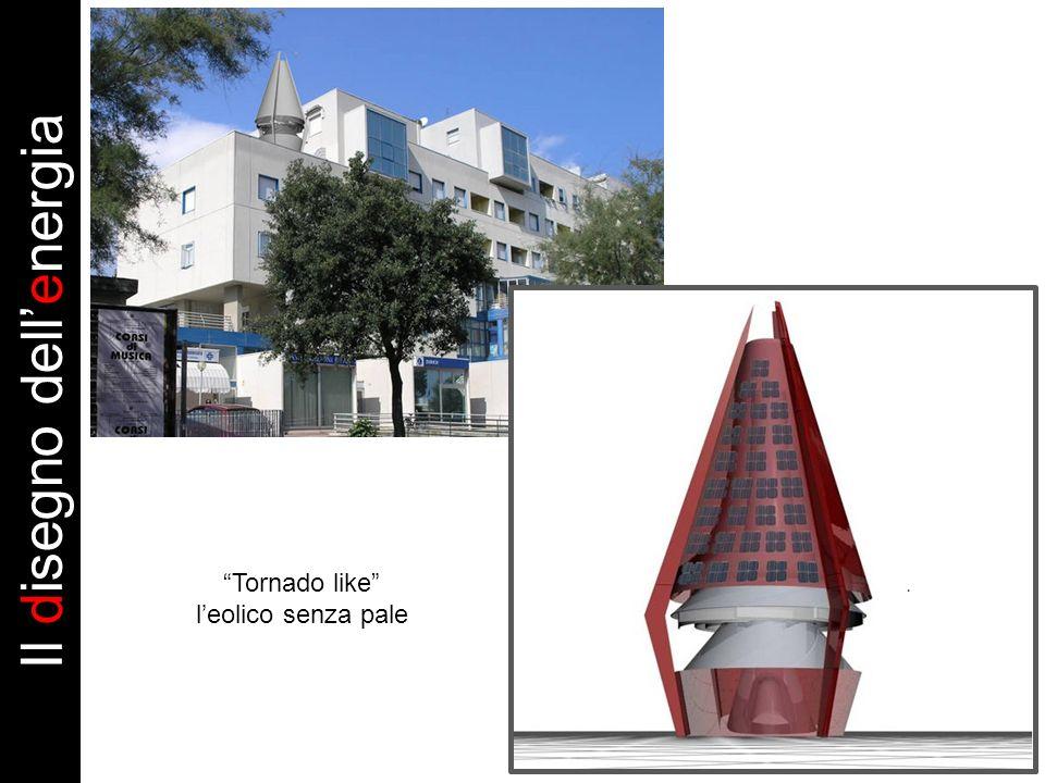 Tornado like leolico senza pale Il disegno dellenergia