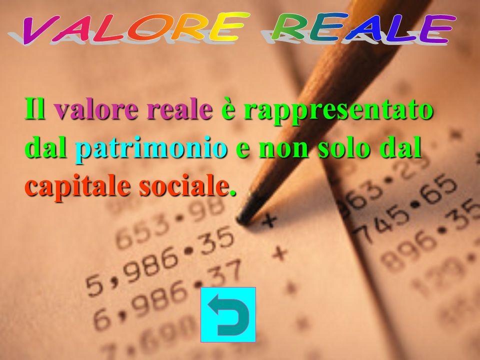 Il valore nominale è dato dalla divisione del capitale sociale per il numero delle azioni emesse.